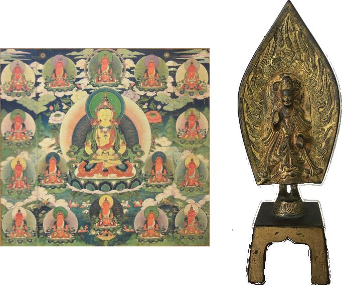 曼荼羅・仏像など仏教美術は古美術永澤におまかせください