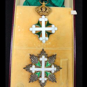 聖マウリッツィオ・ラザロ勲章
