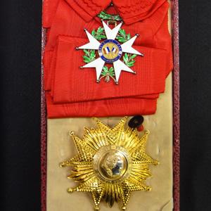 レジオンドヌール勲章(仏)
