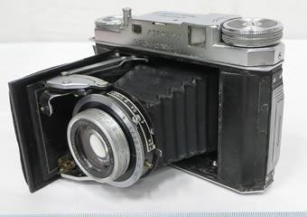 KERSHAW PEREGRINE Ⅲ 蛇腹カメラ