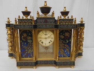 日本美術時計 置時計
