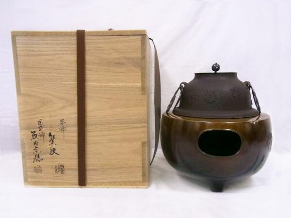 茶入棗茶杓を探しています