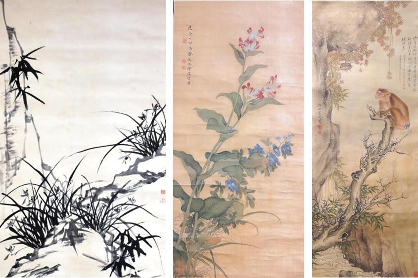 中国美術・中国骨董
